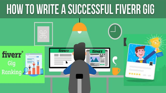 How to Setup Fiverr Gig 2020