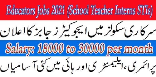 Application for Teaching Jobs