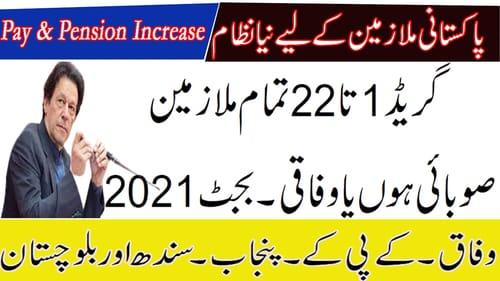 average Salary Increase 2021